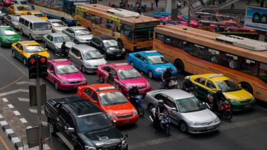Taxis Thailand