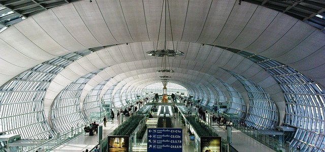 All About Bangkok International Airport