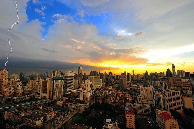 Locations in Bangkok