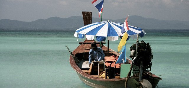 Island Getaways Close to Phuket