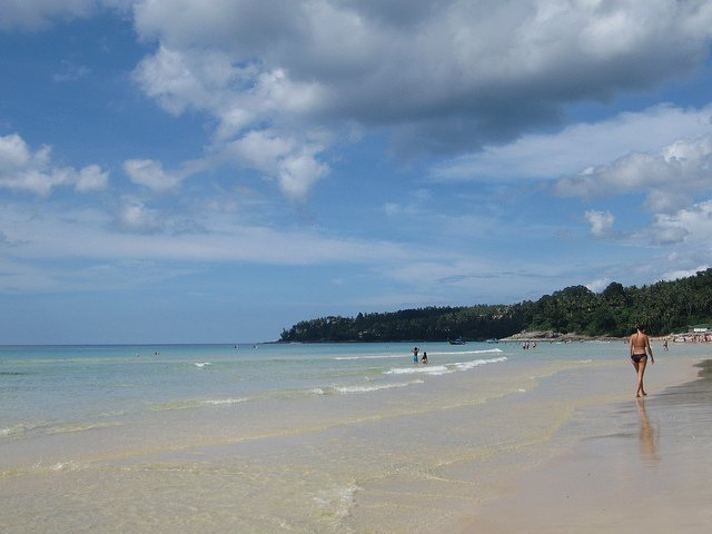 Kamala Beach and Surin Beach