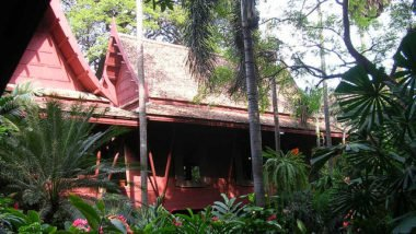 Jim Thompson House Museum/ Image via Michael Coghlan/ Flickr