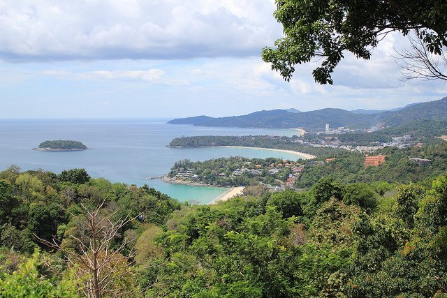 10 of the Best Views in Phuket