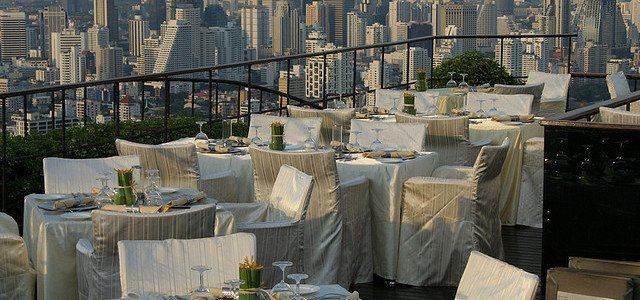 11 Romantic Restaurants in Bangkok for Valentine's Day