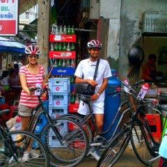 Bangkok bikes/ Image via Arun Katiyar/ Flickr
