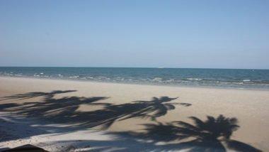 Hua Hin beach/ Image via Krista/ Flickr
