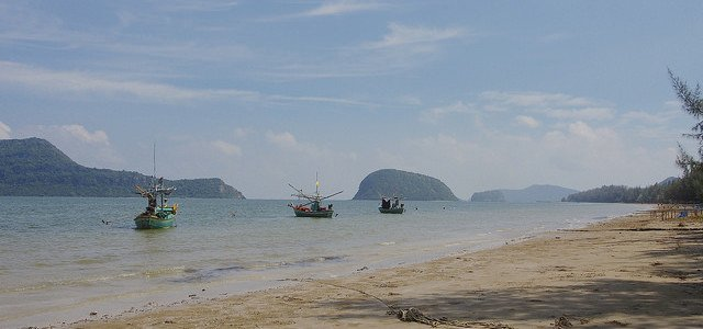 Check Out More Beaches in Hua Hin