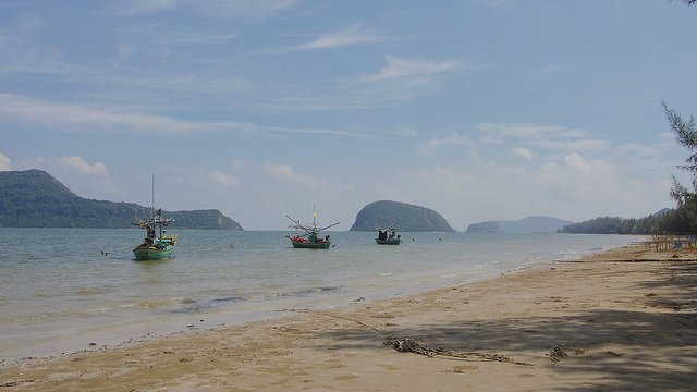Beaches in Hua Hin