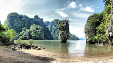 James Bond Island/ Image via Joan Campderrós-i-Canas / Flickr