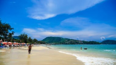 Patong Beach/ Image via Luke Ma/ Flickr