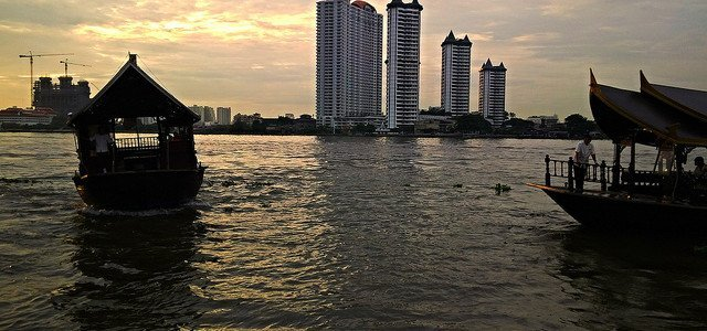 8 Most Popular Areas in Bangkok