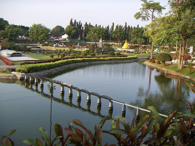 Things to Do In Pattaya - Mini Siam