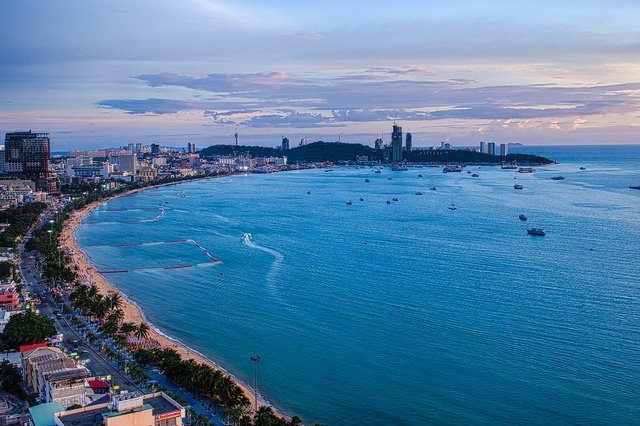Top 9 Must-See Attractions in Pattaya - Pattaya Bay