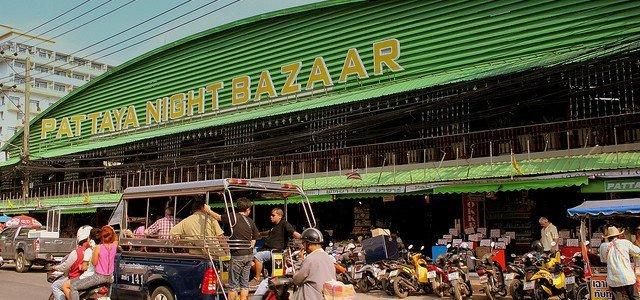 Where To Go Shopping in Pattaya