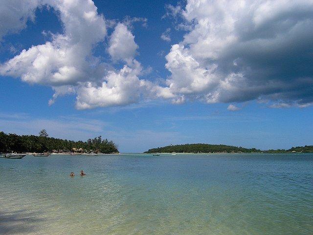 Chaweng Beach. Koh Samui. Thailand