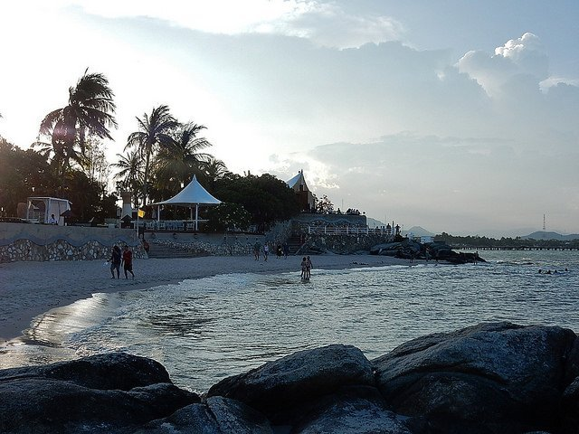 Beaches in Hua Hin Tips