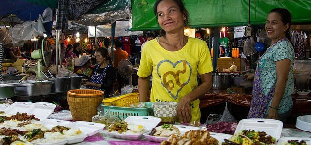Best Locations in Bangkok for Street Food