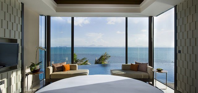 4 Luxury Hotels for Families in Koh Samui