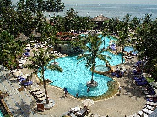 Hua Hin pool