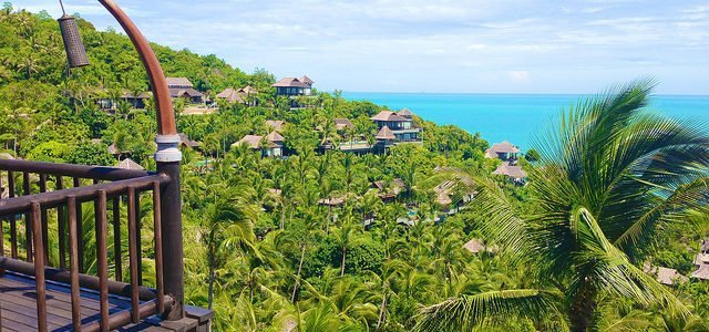 Best Honeymoon Resorts in Koh Samui