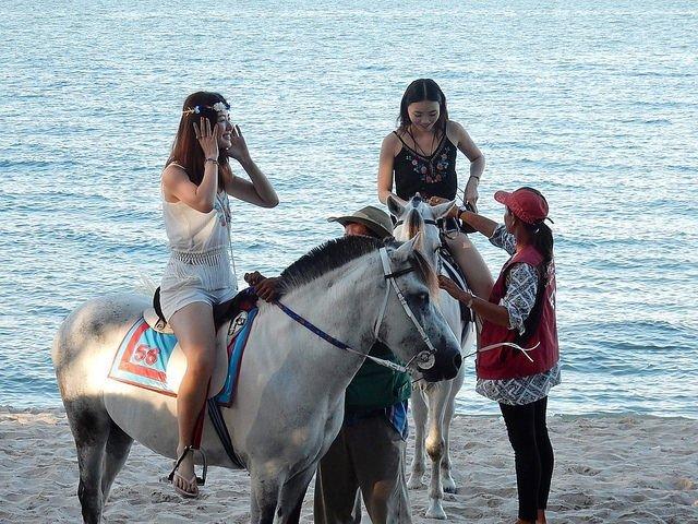 Hua Hin horseriding