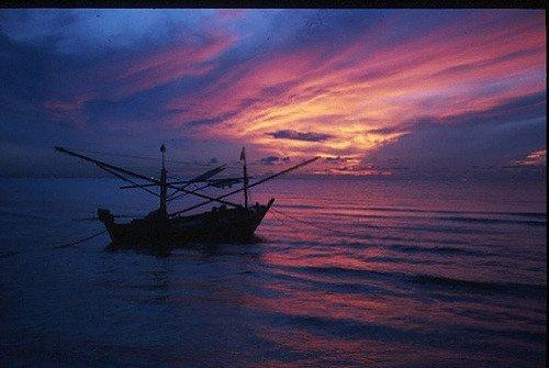 Cha Am Sunrise