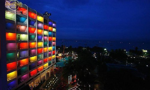 Top 10 Hotels in Pattaya