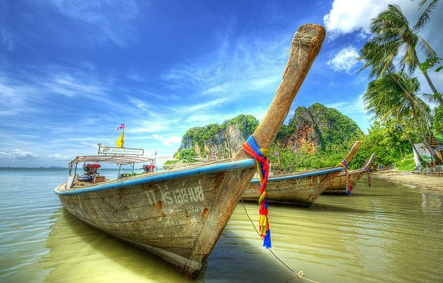 Honeymoon in Thailand