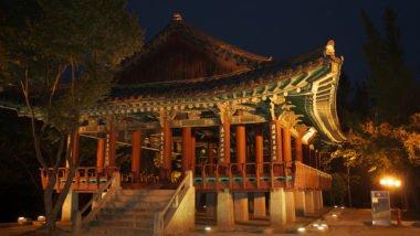 Omokdae Pavilion, Jeonju