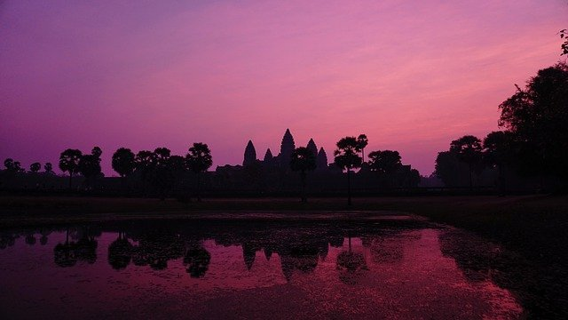 10 Most Beautiful Places in Cambodia