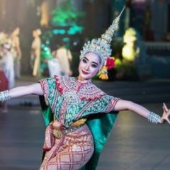 Bangkok dancer