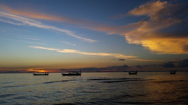 11 of the Best Beaches in Cambodia